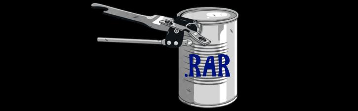 Ouvrir un fichier RAR
